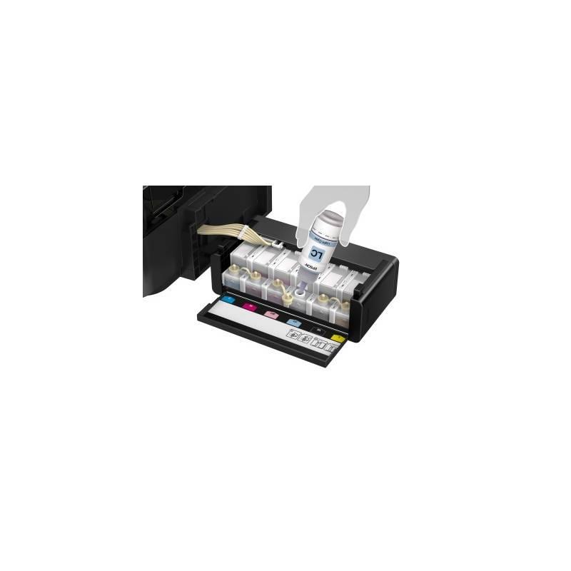 NÁVOD K OBSLUZE Tiskárna inkoustová Epson L810 černá