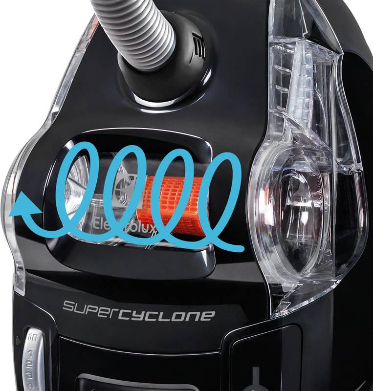 ce28a2ffd Vysavač podlahový Electrolux SuperCyclone ESC63EB černý Vysavač podlahový  Electrolux SuperCyclone ESC63EB černý ...