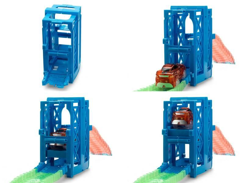 Magic Tracks Lift gate