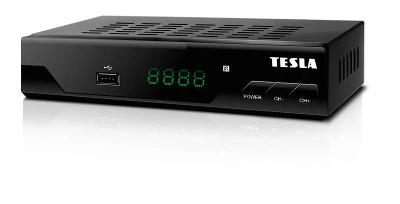Set-top box Tesla TE-310 černý