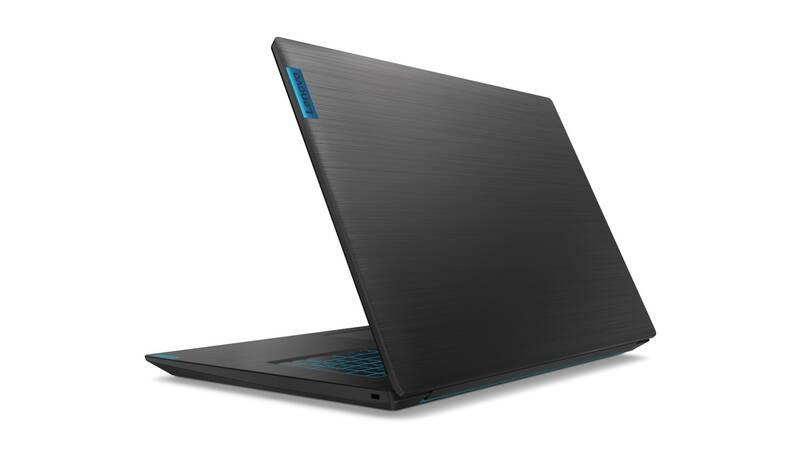 Notebook Lenovo IdeaPad Gaming L340-17IRH černý