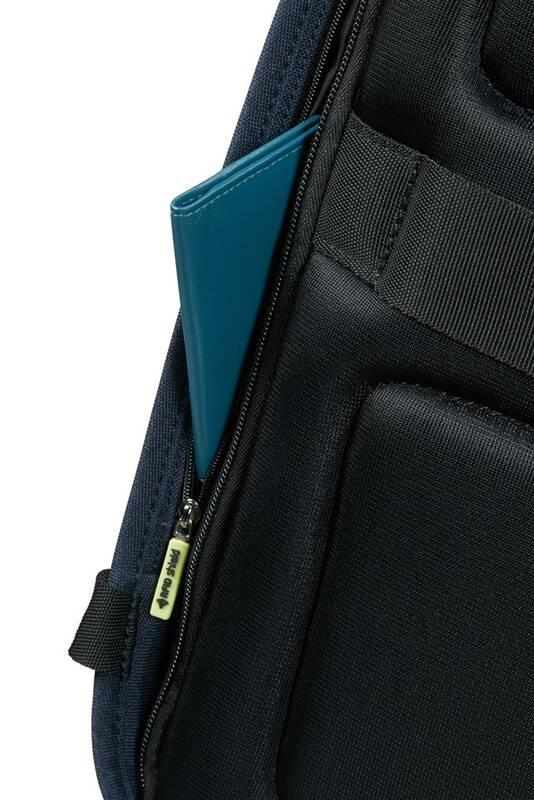 "Batoh na notebook Samsonite Securipak Backpack 15,6"" modrý"