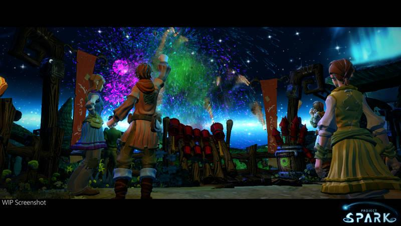 Hra Microsoft Xbox One Project Spark