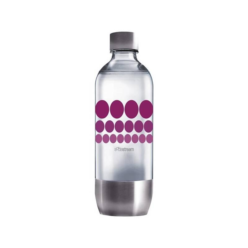 Láhev SodaStream 1l PURPLE METAL