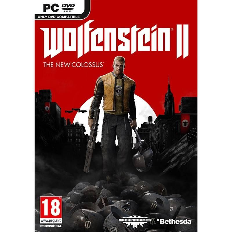 Hra Bethesda PC Wolfenstein II The