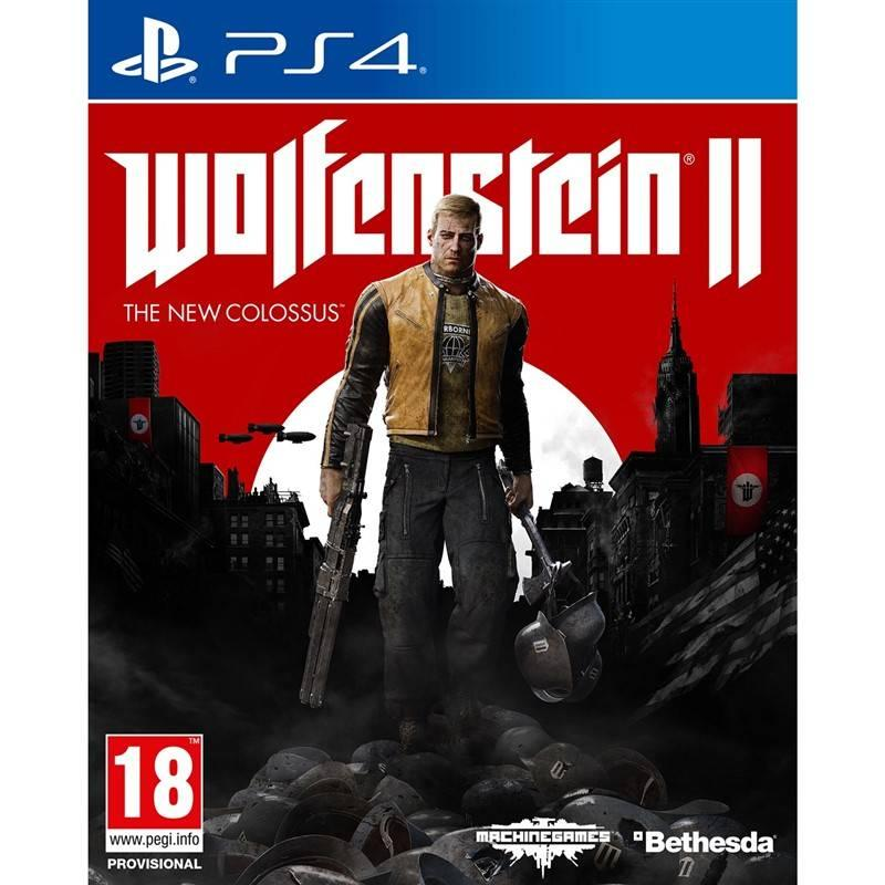Hra Bethesda PlayStation 4 Wolfenstein II
