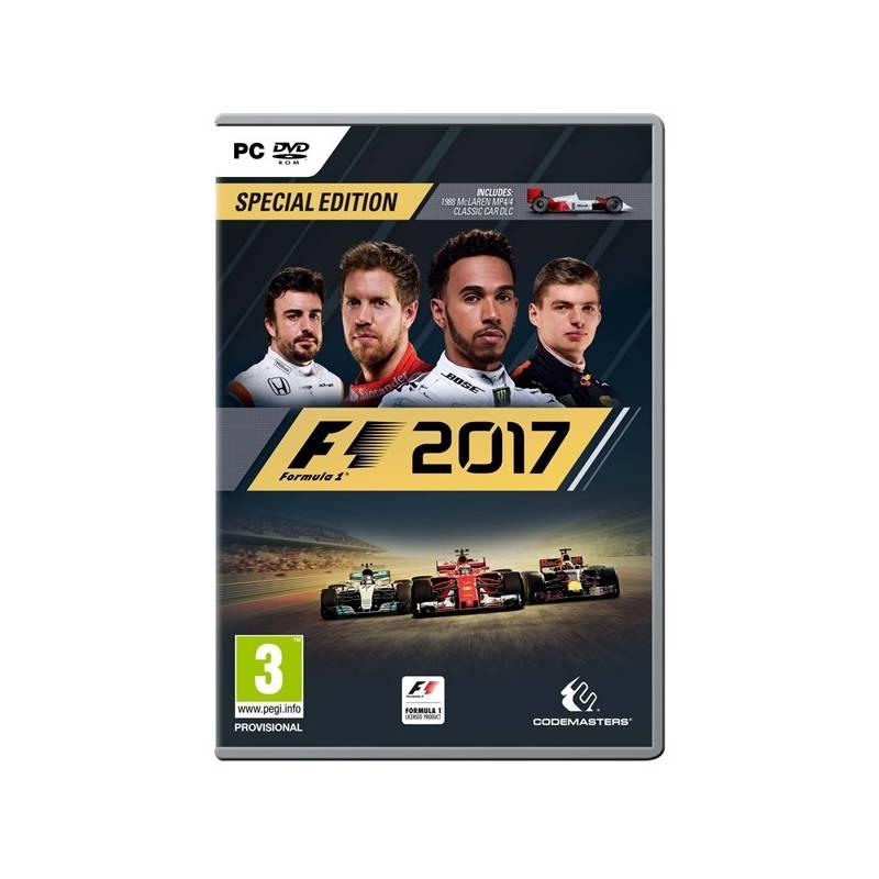 Hra Codemasters PC F1 2017