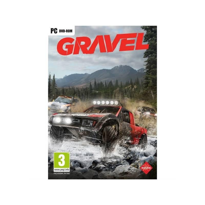 Hra Milestone PC Gravel