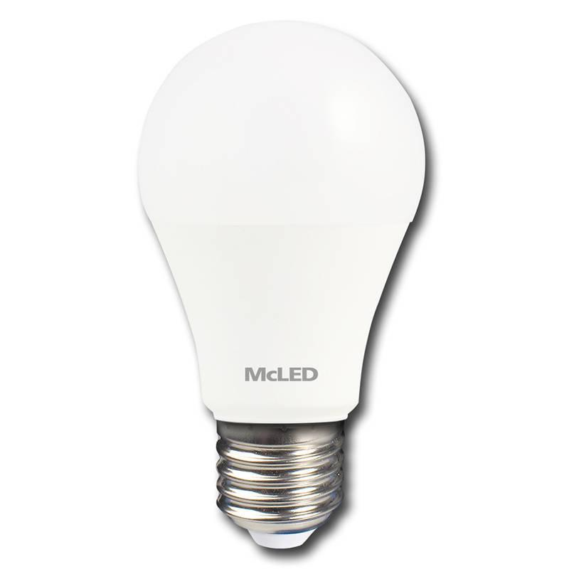 Žárovka LED McLED E27, 9,4 W,