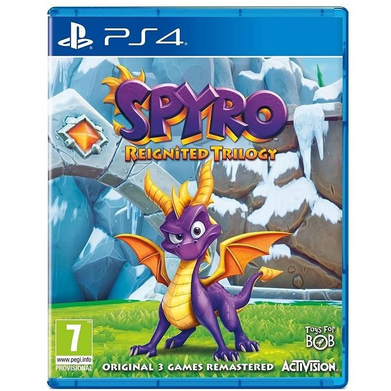 Hra Activision PlayStation 4 Spyro Trilogy