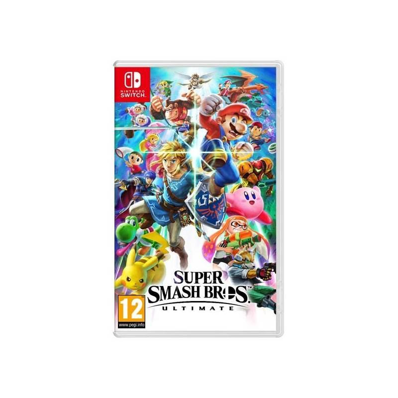 Hra Nintendo SWITCH Super Smash Bros.