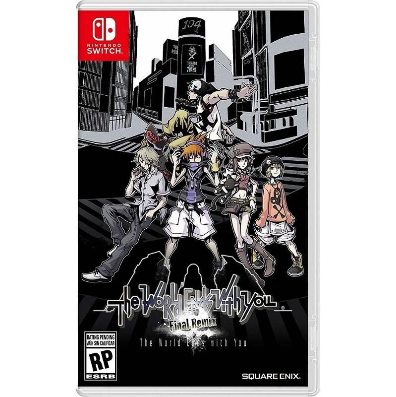 Hra Nintendo SWITCH The World Ends
