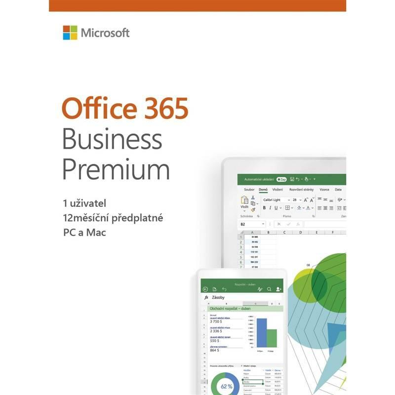 Software Microsoft Office 365 Business premium