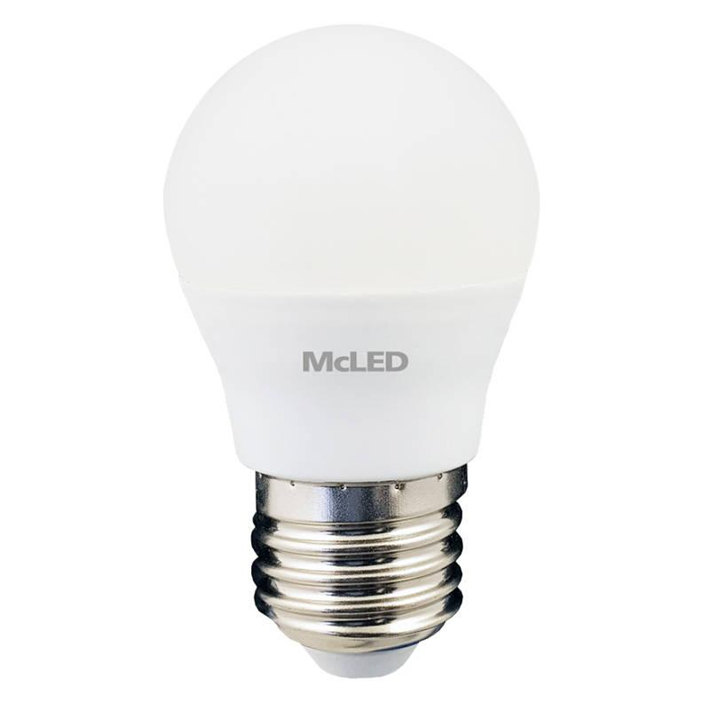 Žárovka LED McLED kapka, 3,5 W,