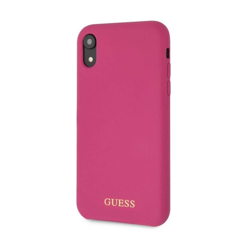 Kryt na mobil Guess Silicone Cover