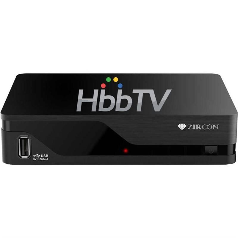 Set-top box Zircon AIR T2 s