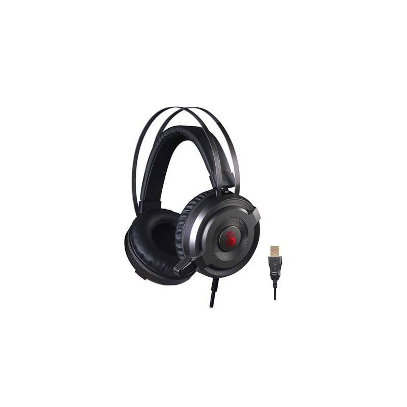 Headset A4Tech Bloody G520 černý