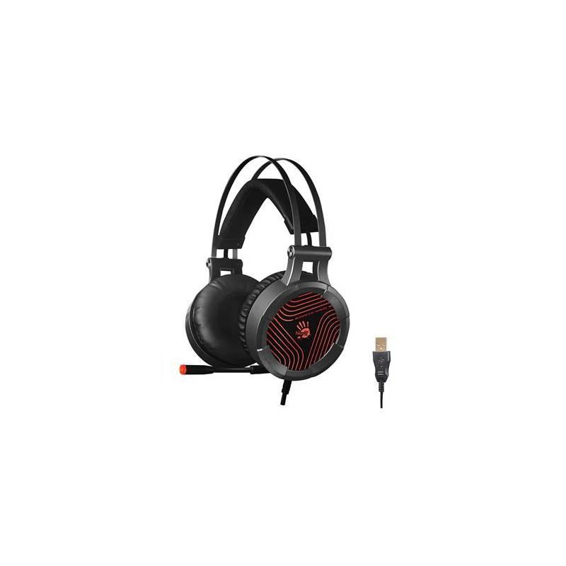 Headset A4Tech Bloody G530 černý