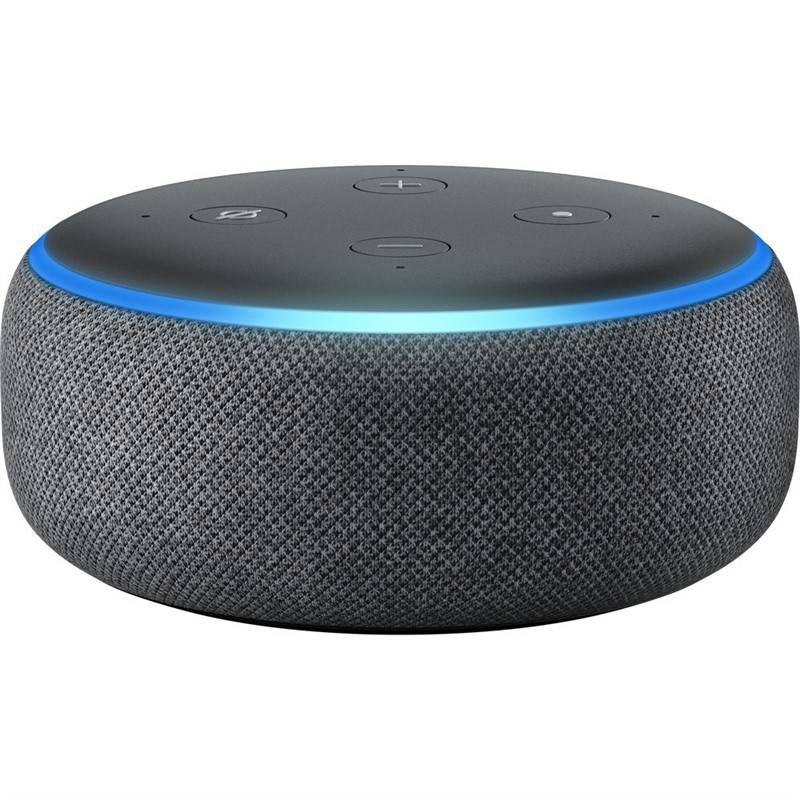 Hlasový asistent Amazon Echo Dot Charcoal