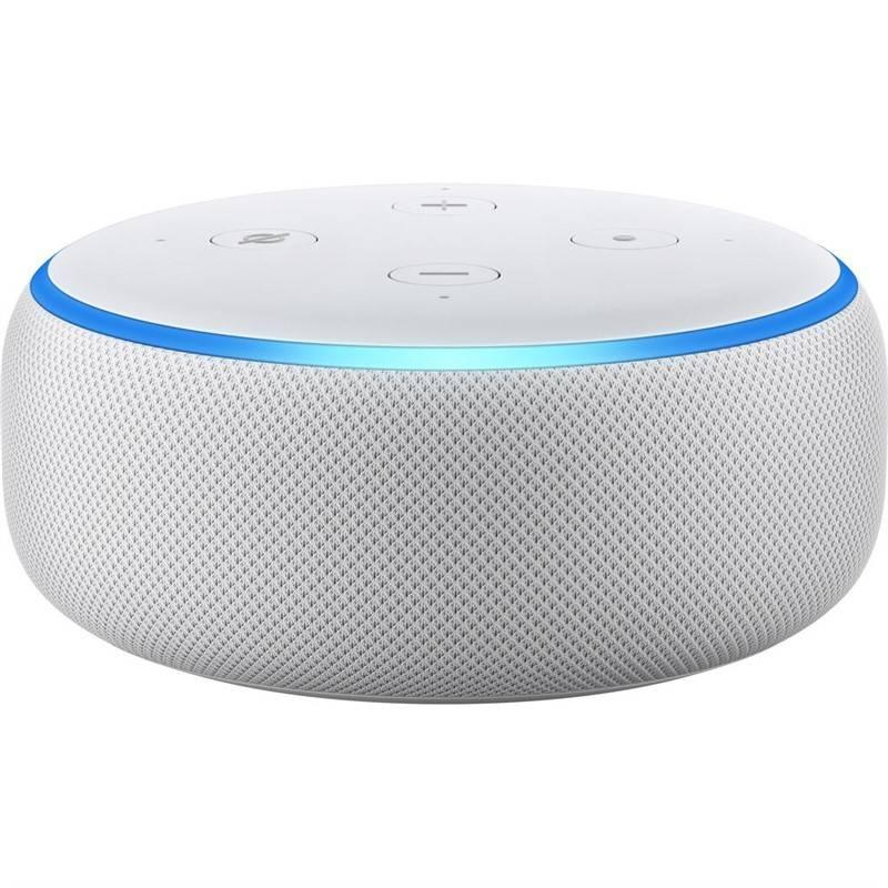 Hlasový asistent Amazon Echo Dot Sandstone