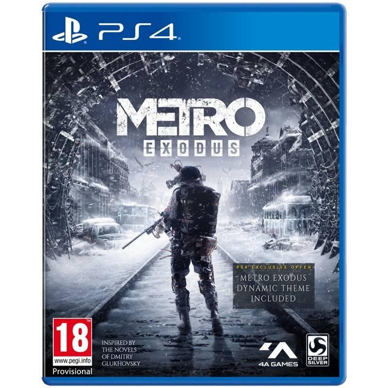Hra Deep Silver PlayStation 4 Metro
