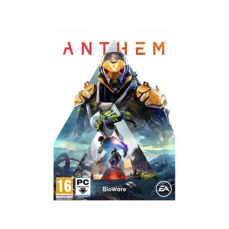 Hra EA PC Anthem