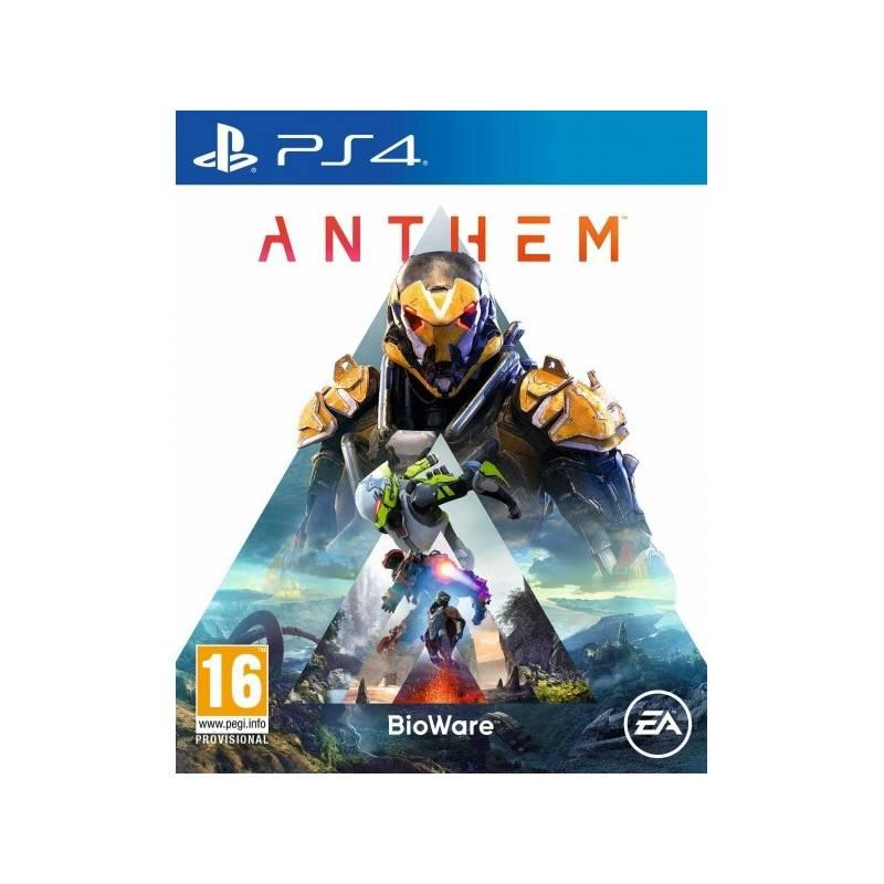 Hra EA PlayStation 4 Anthem