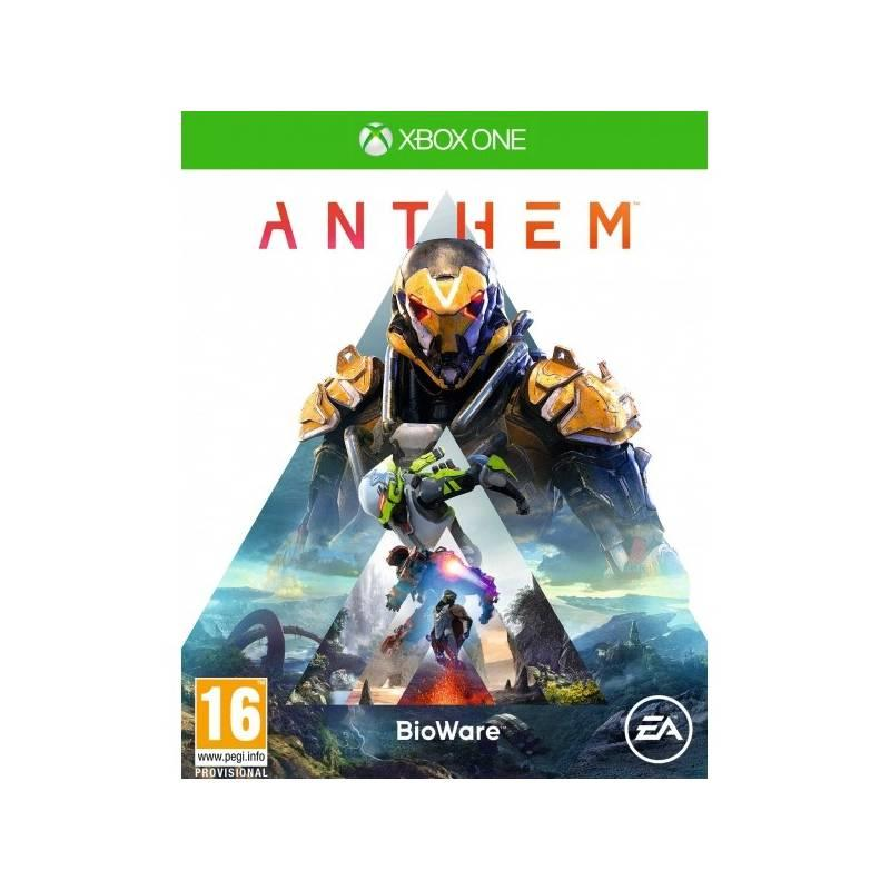 Hra EA Xbox One Anthem