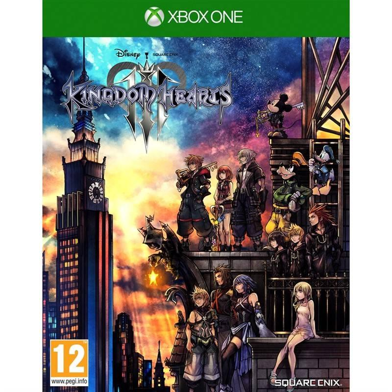 Hra SQUARE ENIX Xbox One Kingdom