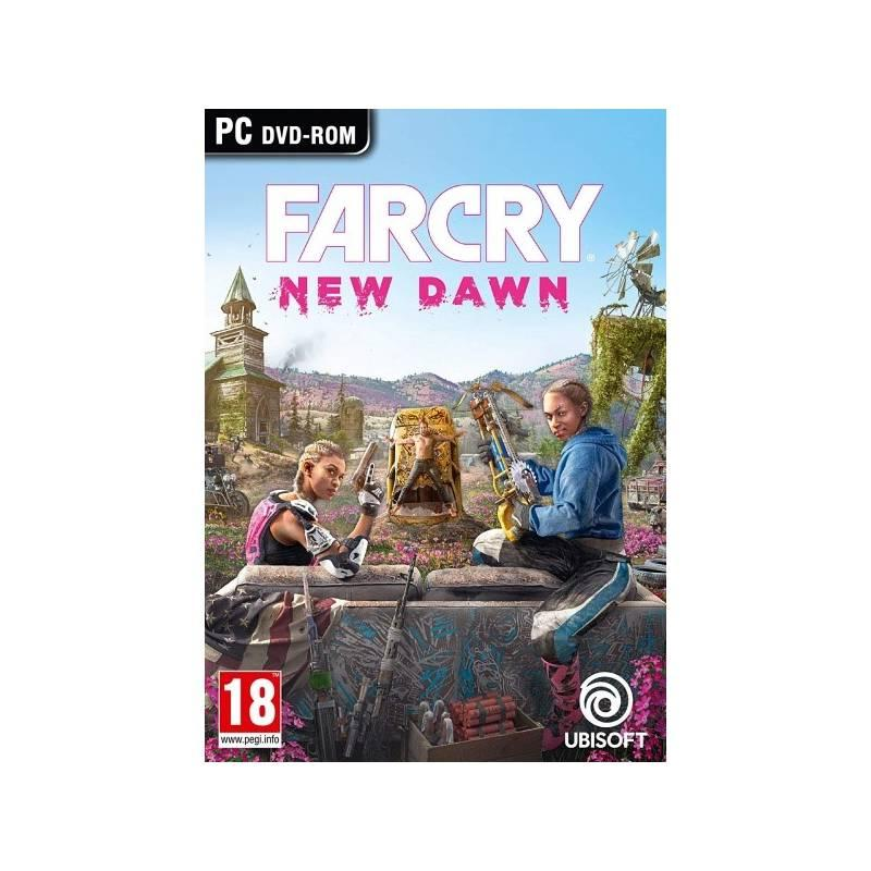 Hra Ubisoft PC Far Cry New