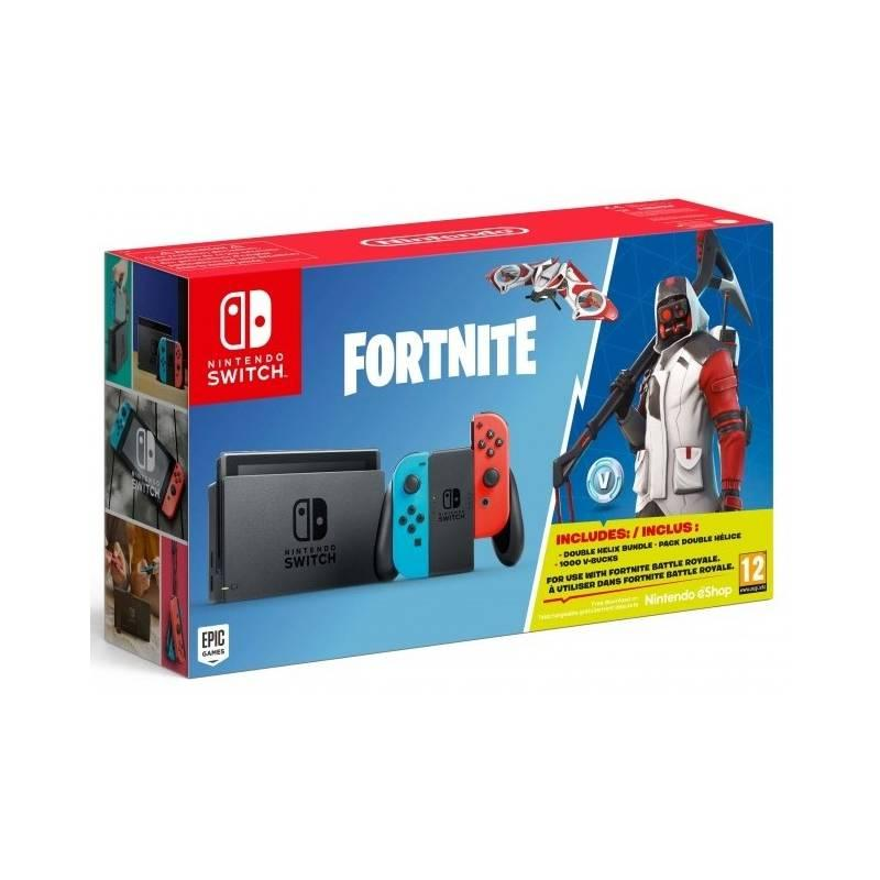 Herní konzole Nintendo SWITCH Fortnite