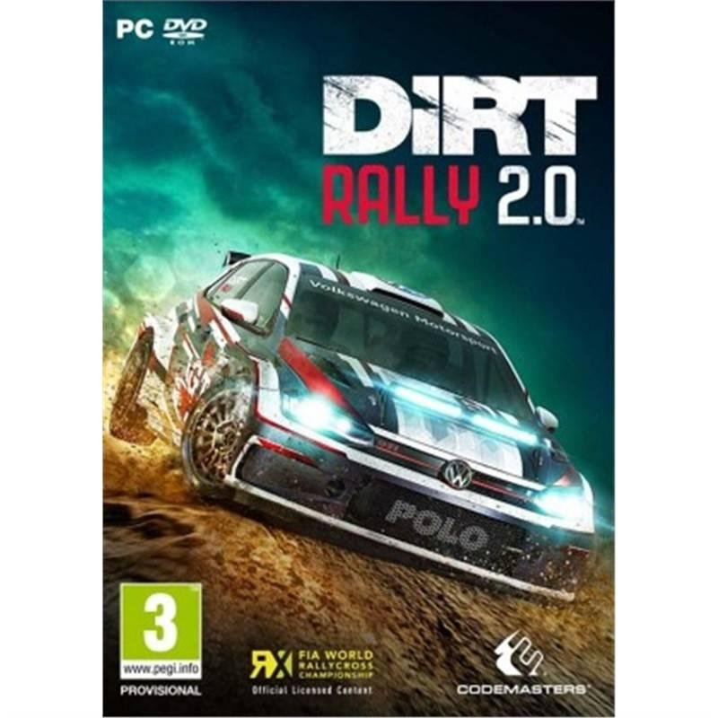 Hra Codemasters PC DiRT Rally 2.0