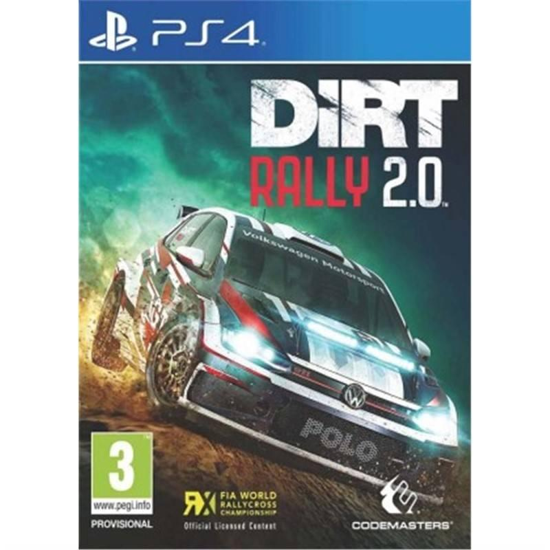Hra Codemasters PlayStation 4 DiRT Rally
