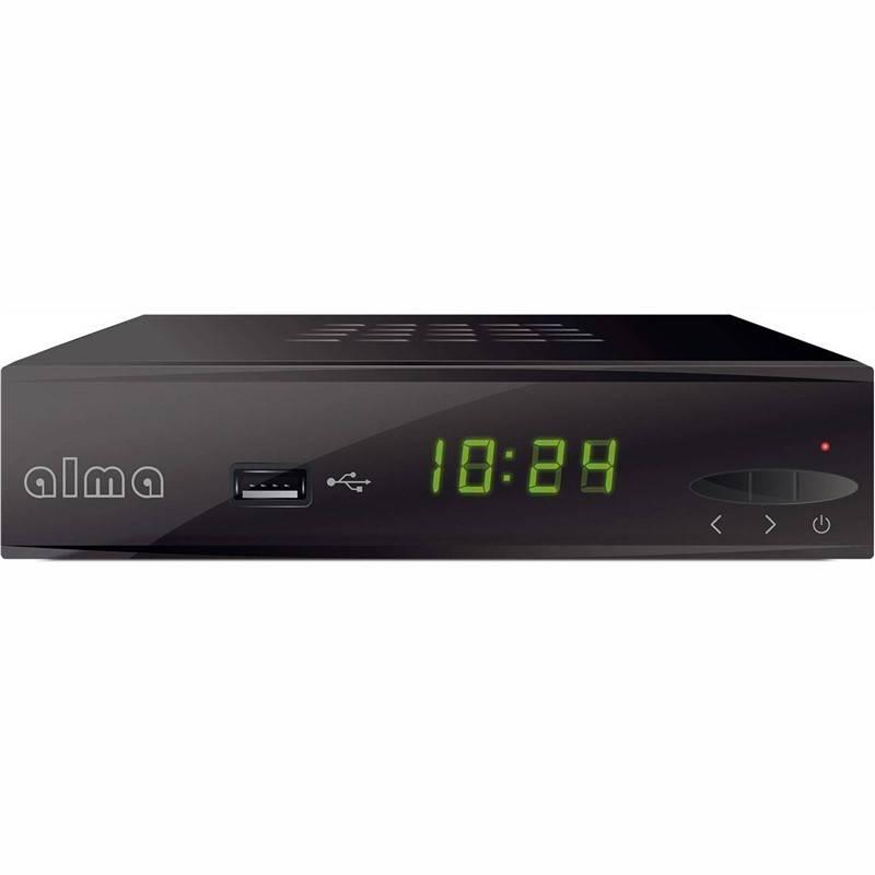 Set-top box ALMA 2860 černý