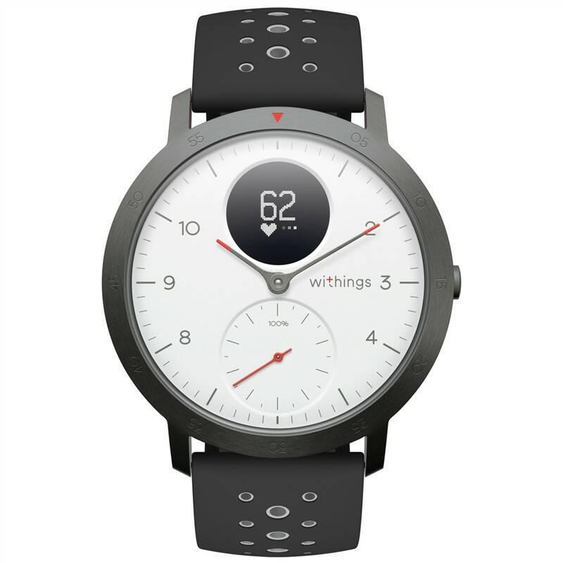 Chytré hodinky Withings Steel HR Sport