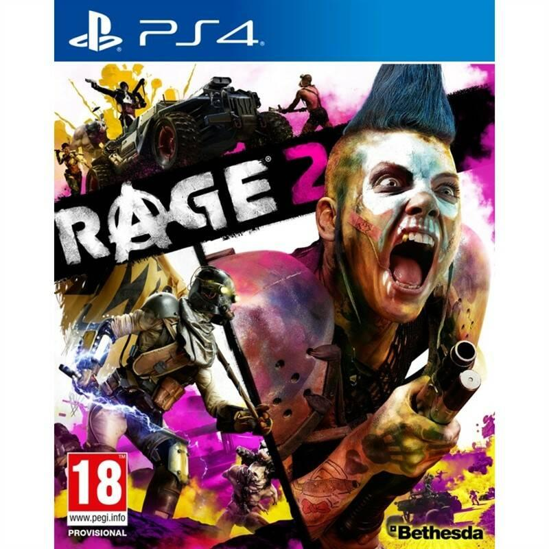 Hra Bethesda PlayStation 4 RAGE 2