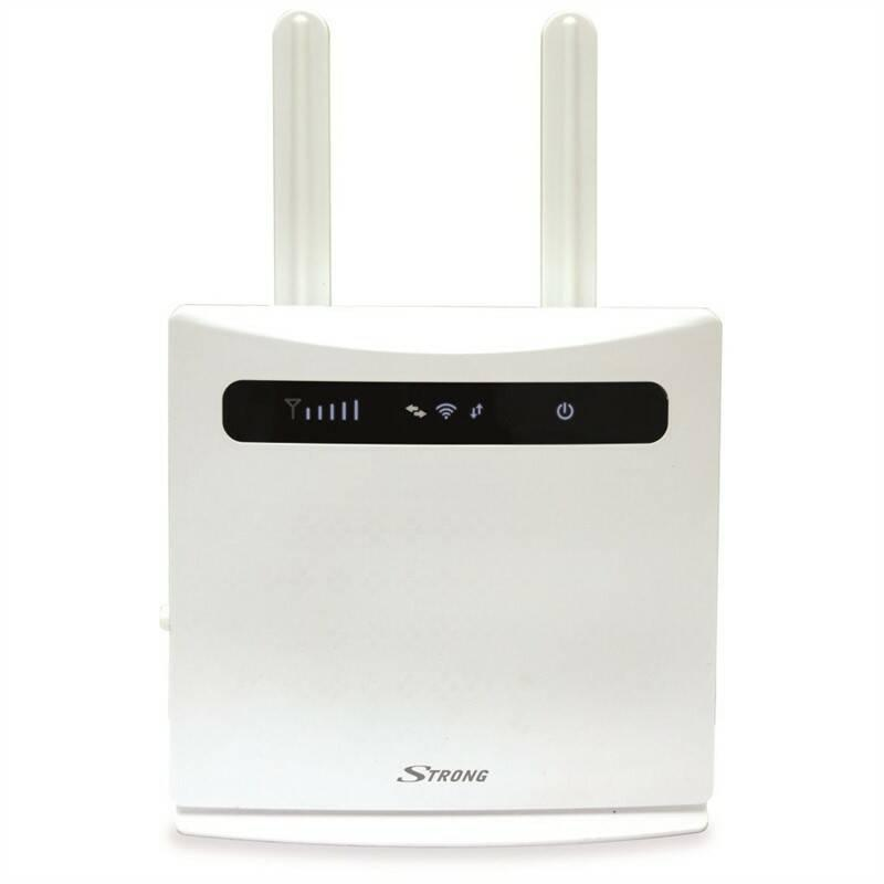 Router Strong 4G LTE 300 bílý