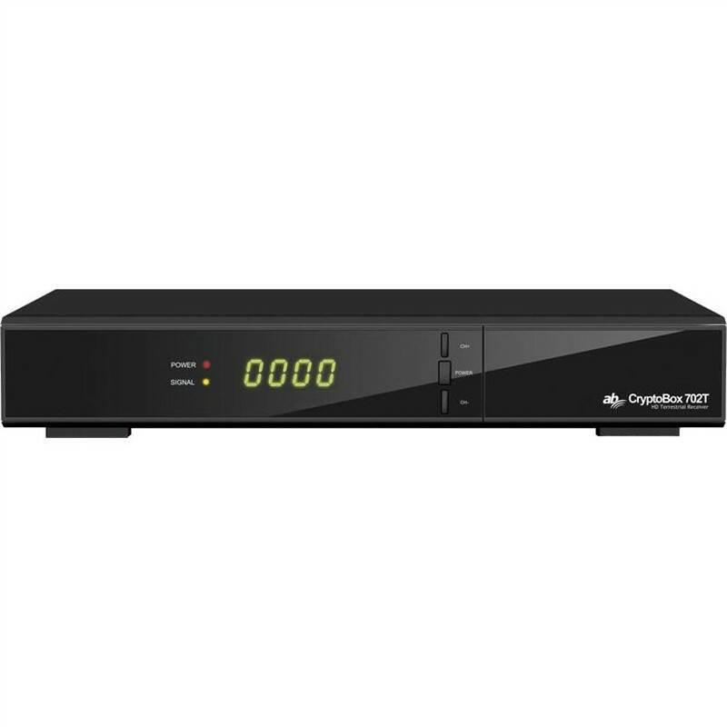 Set-top box AB Cryptobox 702T HD