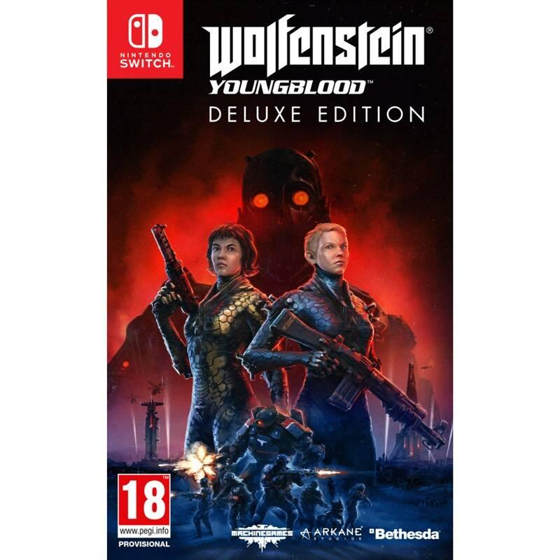 Hra Bethesda Nintendo SWITCH Wolfenstein: Youngblood