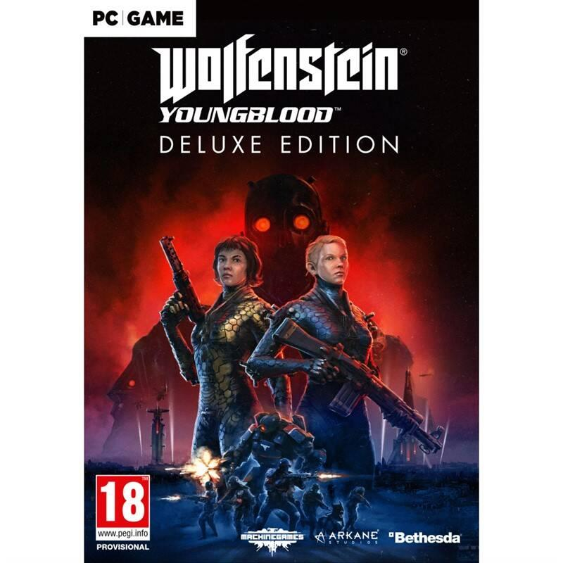 Hra Bethesda PC Wolfenstein: Youngblood Deluxe