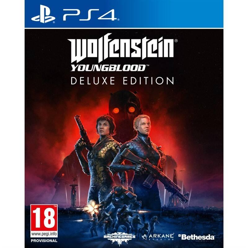 Hra Bethesda PlayStation 4 Wolfenstein: Youngblood