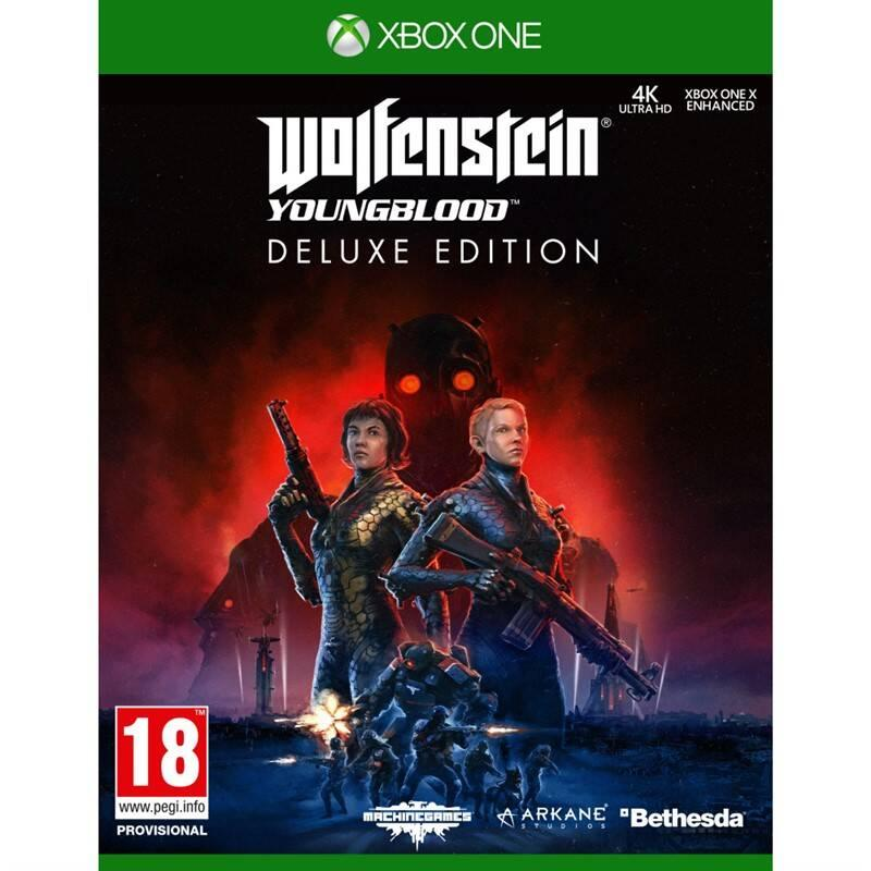 Hra Bethesda Xbox One Wolfenstein: Youngblood