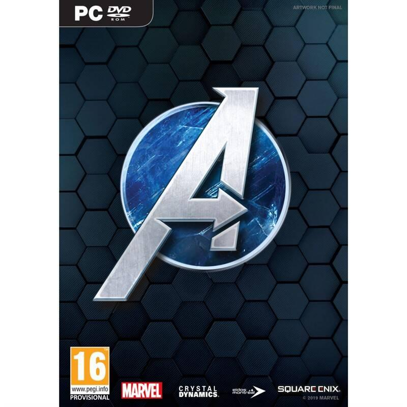 Hra SQUARE ENIX PC Marvel