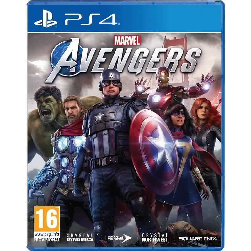 Hra SQUARE ENIX PlayStation 4 Marvel