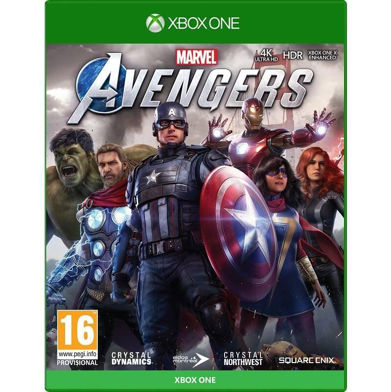 Hra SQUARE ENIX Xbox One Marvel