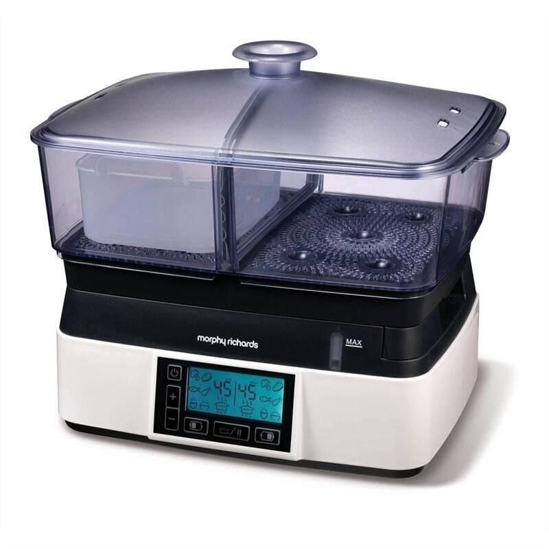 Hrnec parní Morphy Richards Intellisteam MR-48775