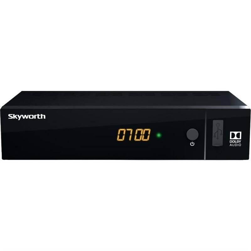 Set-top box Skyworth SKW-T21 černý