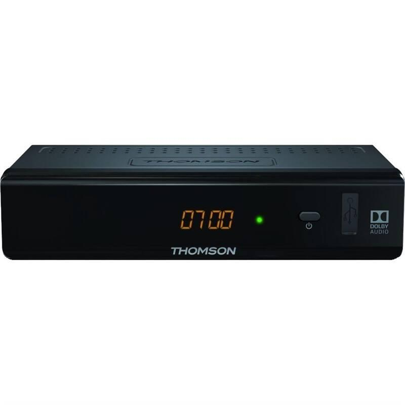 Set-top box Thomson THT741FTA černý