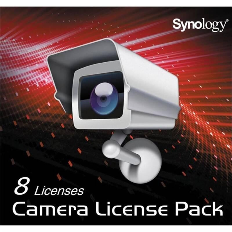 Software Synology Camera License Pack 8x