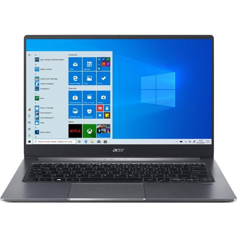 Notebook Acer Swift 3 šedý